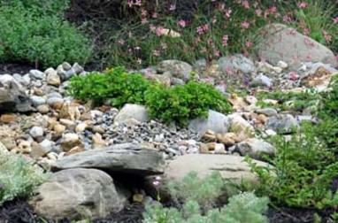 erosion-control-and-stonescapes~~element42 Stone Garden Bed Design on vegetable garden bed designs, stone garden wall designs, stone raised bed garden, perennial garden bed designs, stone garden furniture,